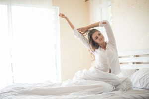Good sleep helps with with Physical Feats
