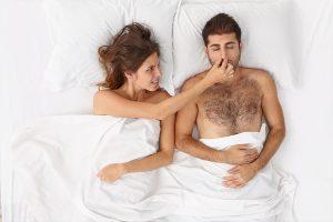 Reduced Snoring
